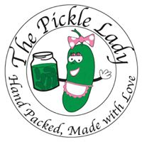 The Pickle Lady Logo, 18 Oct 17